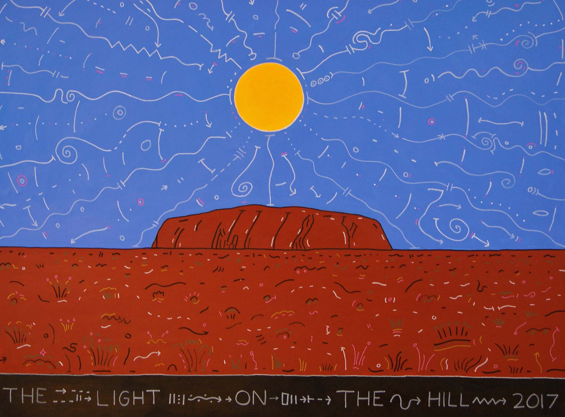 The light on the hill 2017