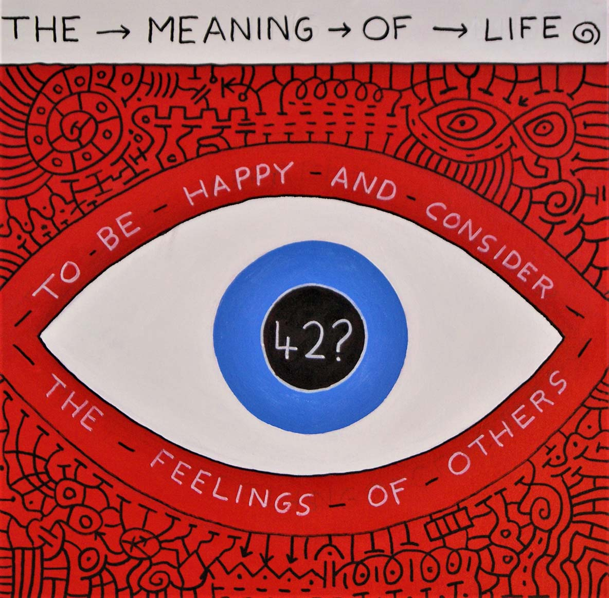 The meaning of life 2018